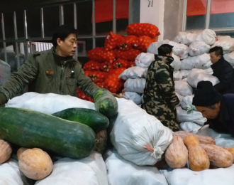 辰颐物语:新疆沙依巴克区已为冬春储备菜做准备