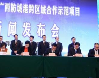 辰颐物语:江津与防城港跨区域合作,互利共赢
